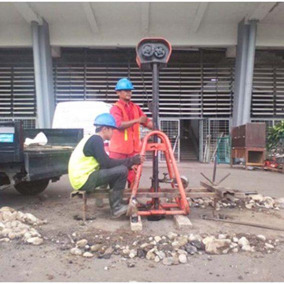 Soil Investigation Stadion Utama Gelora Bung Karno 5