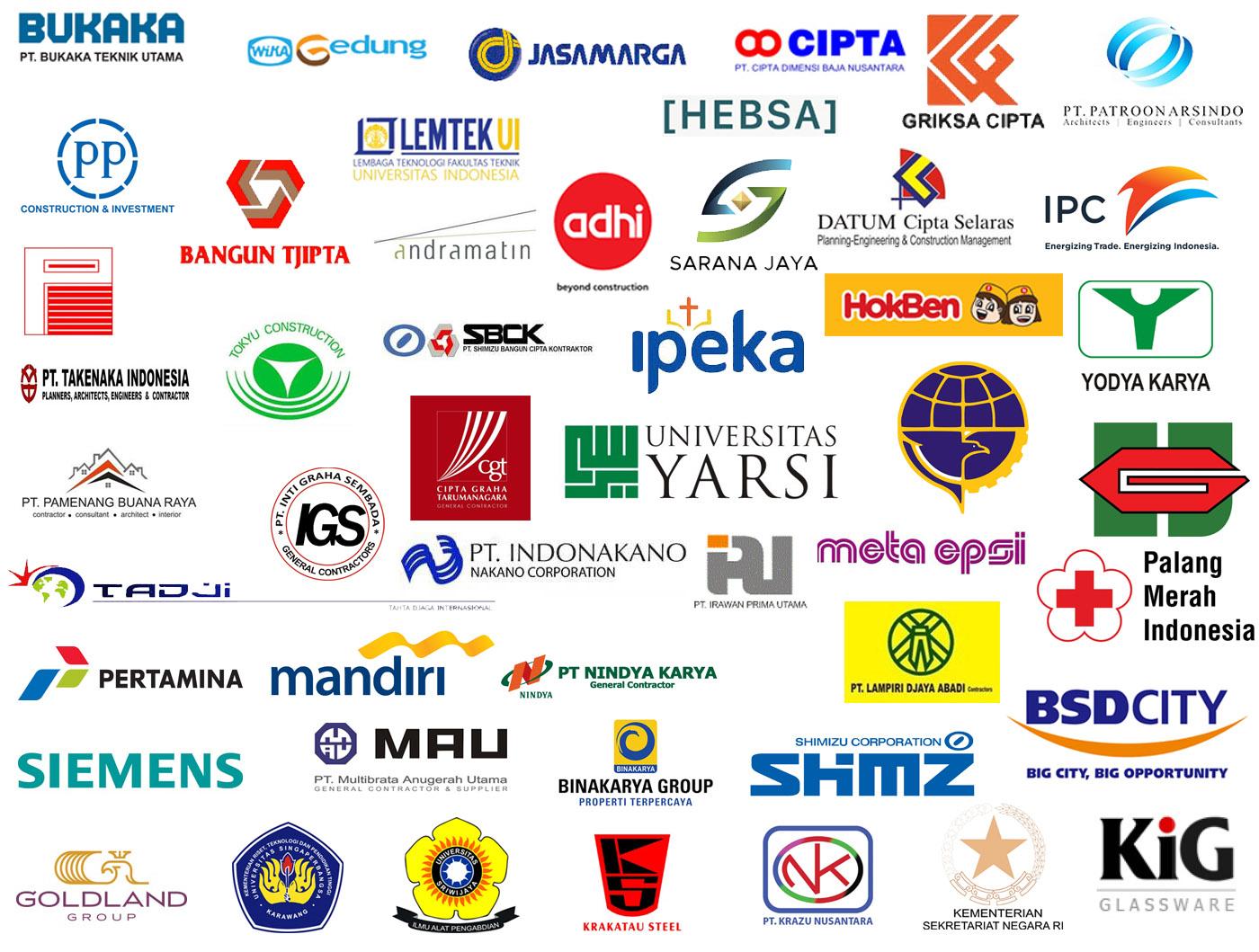 daftar logo klien